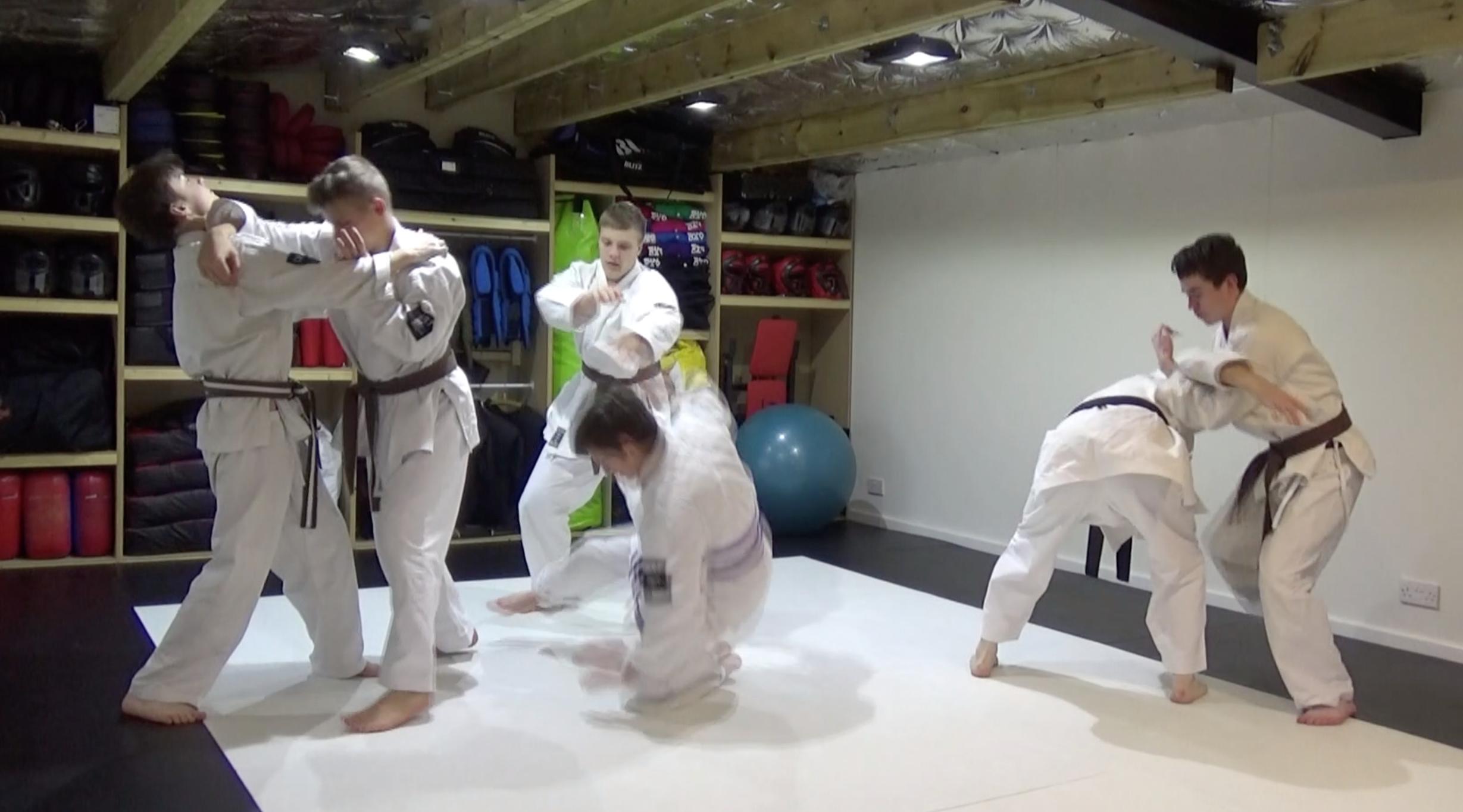 Reactive Position Training